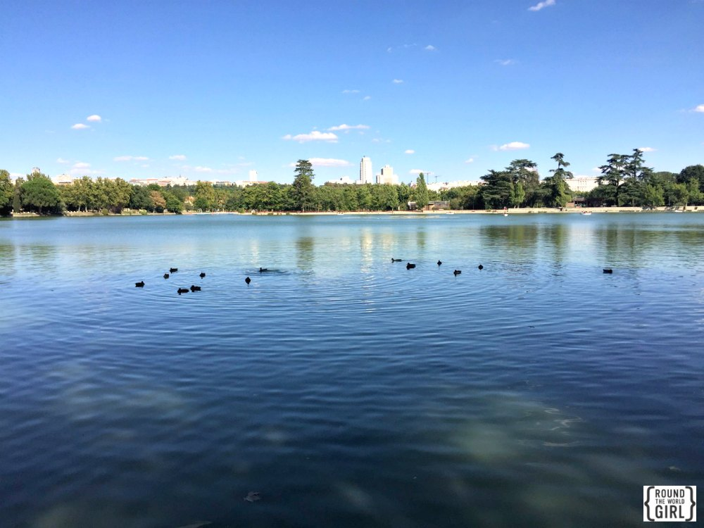 Lago de Casa de Campo | www.rtwgirl.com