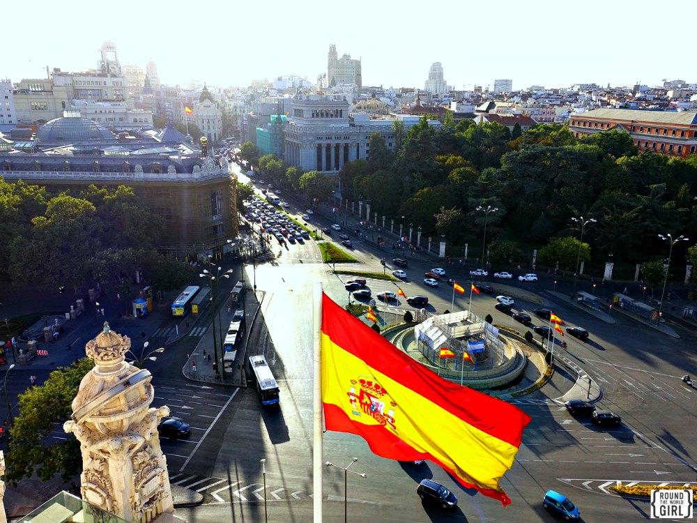 Mirador del Palacio de Cibeles | www.rtwgirl.com