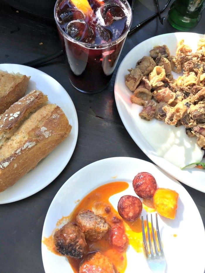 Tapas - 24 Hours Madrid | www.rtwgirl.com