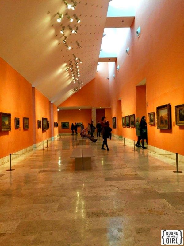 Museo Thyssen-Bornemizsa | rtwgirl