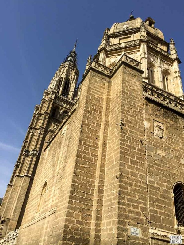 Toledo Cathedral   www.rtwgirl.com