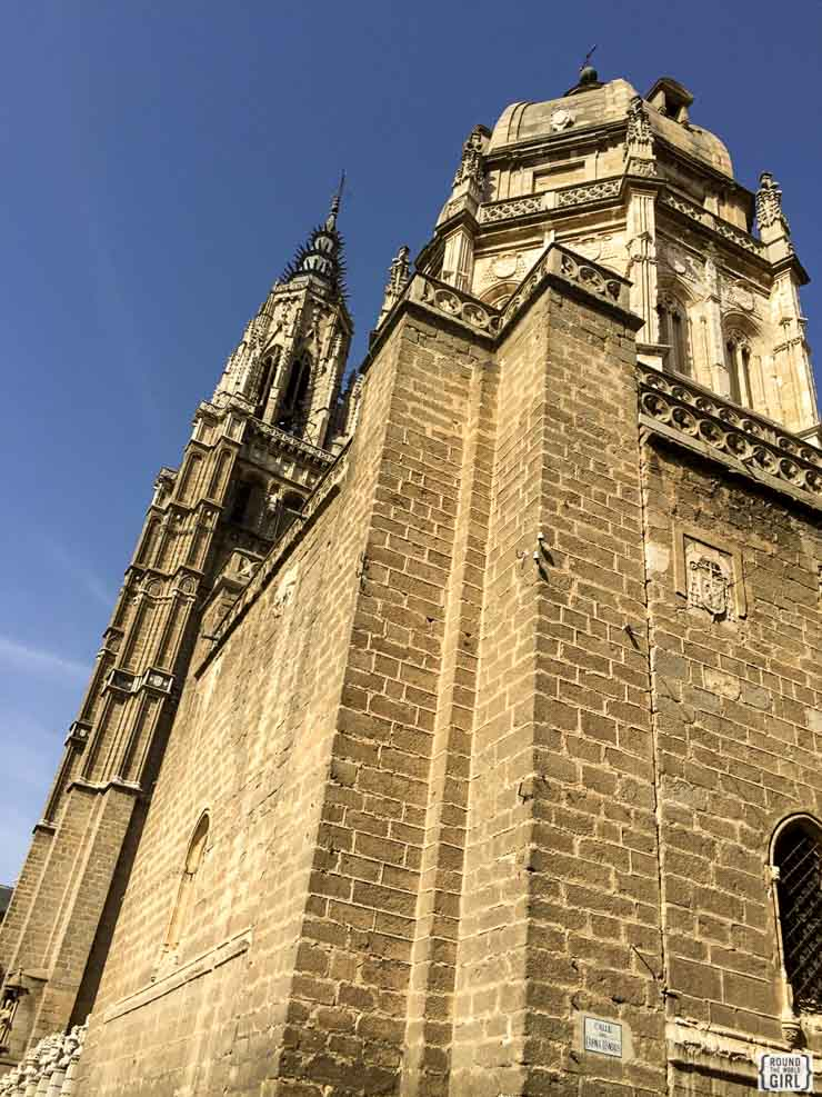 Toledo Cathedral | www.rtwgirl.com