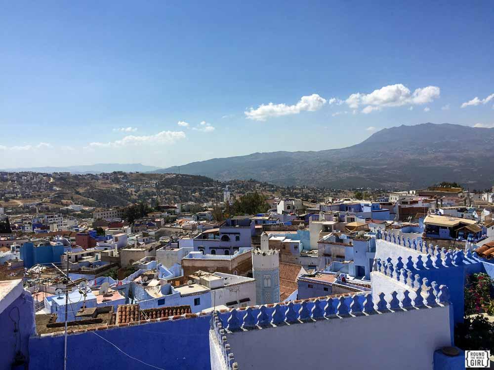 Casa Perleta in Chefchaouen Morocco   www.rtwgirl.com