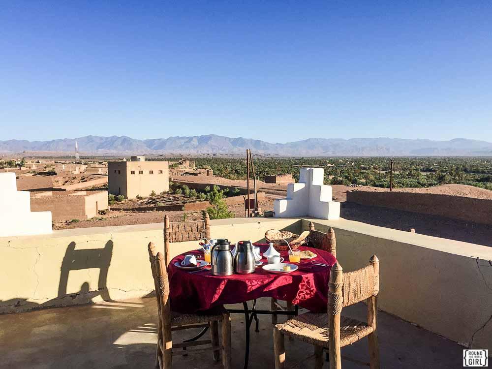 Chez Talout in Skoura, Morocco   www.rtwgirl.com