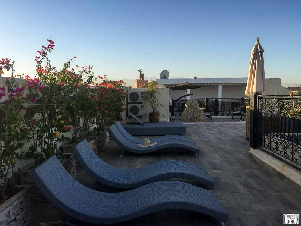 Morocco Riads Where To Stay   via www.rtwgirl.com
