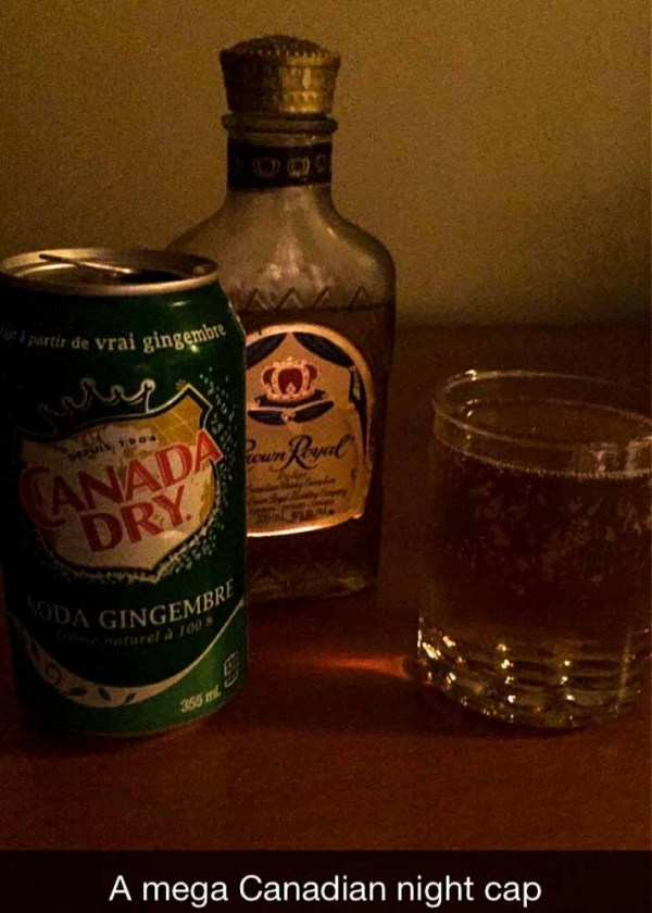 Canadian Nightcap
