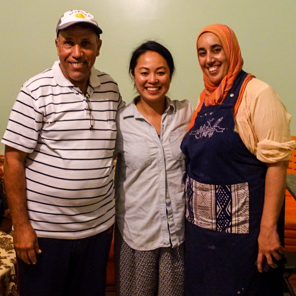 Moroccan Cooking class with Khadija's Kuzina