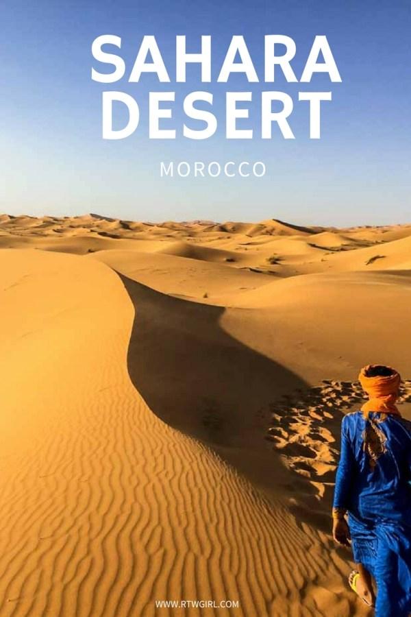 Erg Chebbi - Morocco's Sahara Desert