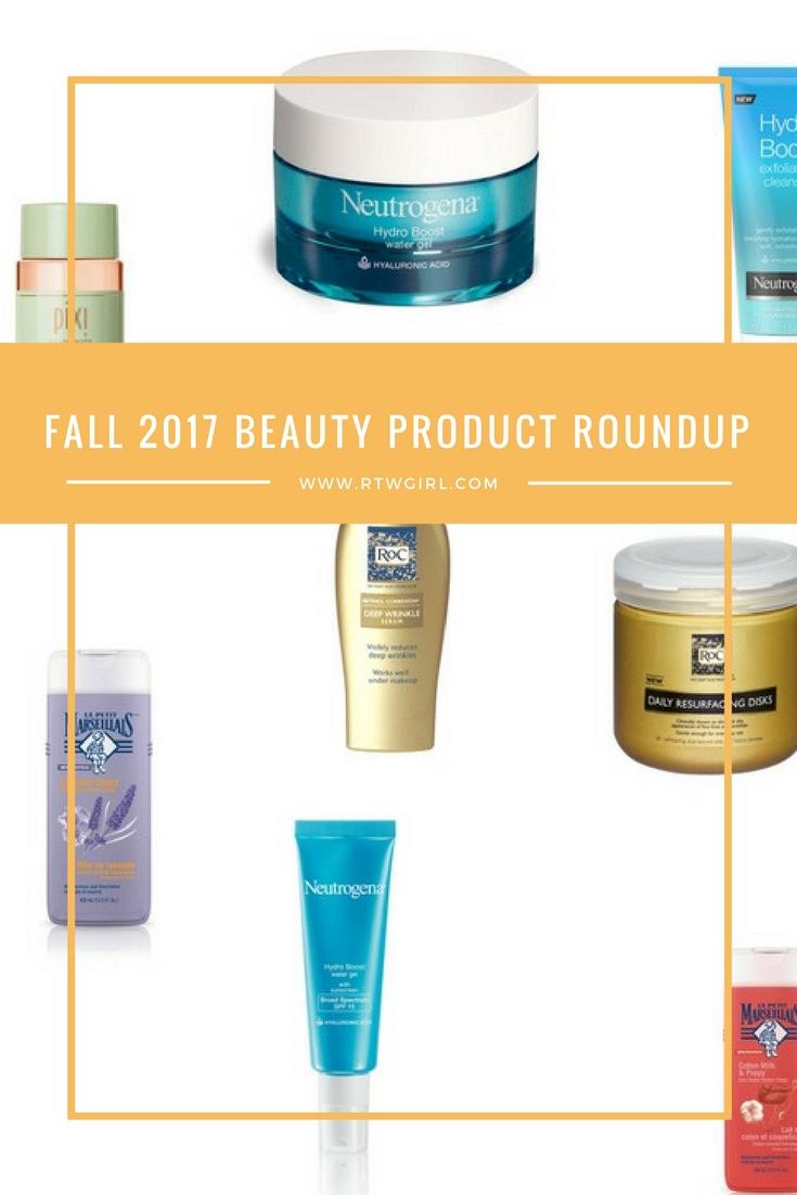 Fall 2017 Beauty Product Roundup   www.rtwgirl.com