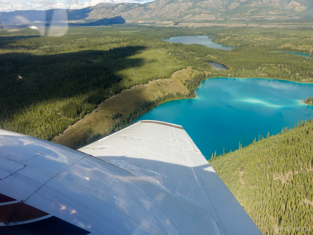 Fort Selkirk Yukon | www.rtwgirl.com