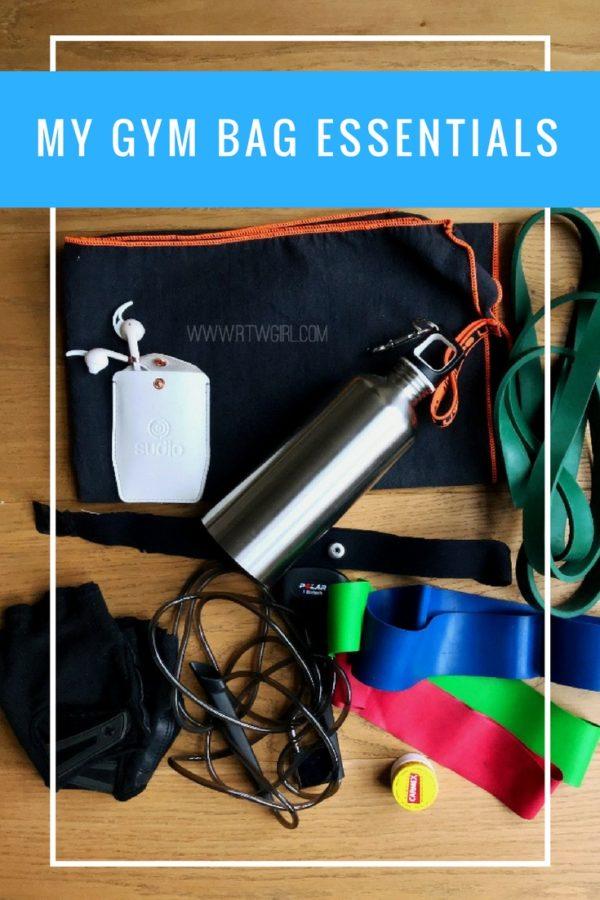 Gym Bag Essentials
