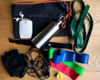 Gym Bag Essentials | www.rtwgirl.com