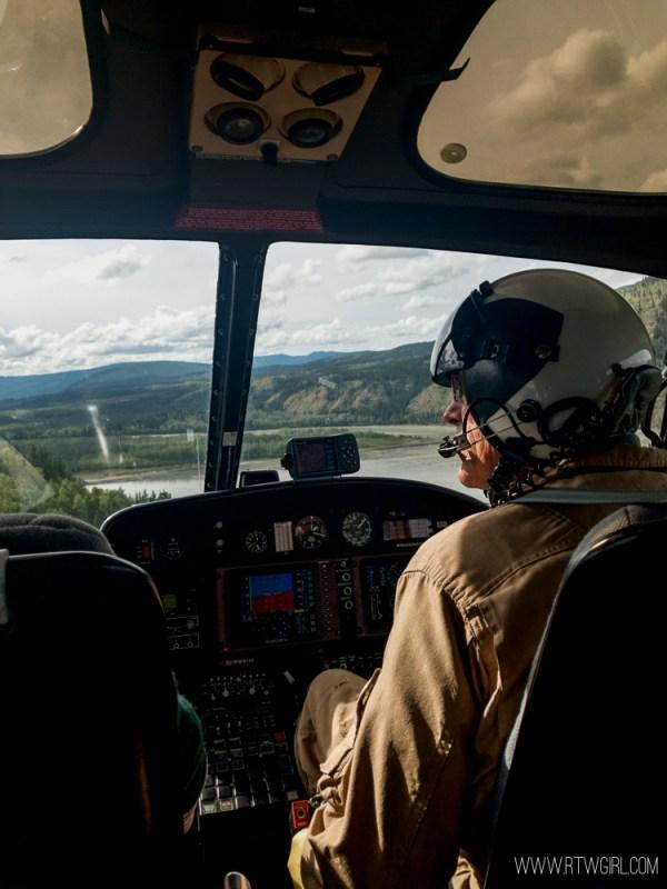 Yukon Chopper Ride