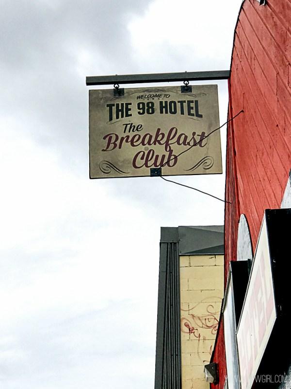 98 Hotel Breakfast Club Whitehorse