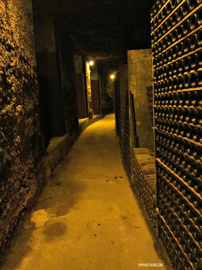 Bodegas Conde De Los Andes - La Rioja Weekend | www.rtwgirl.com