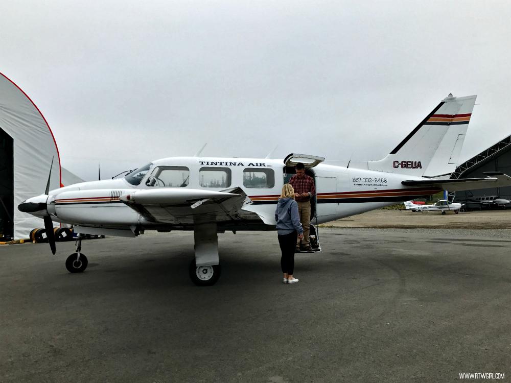 A Flightseeing Tour