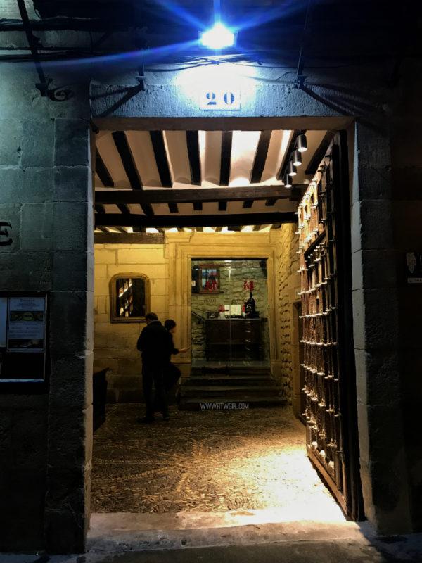 Restaurante Hotel Posada Mayor de Migueloa