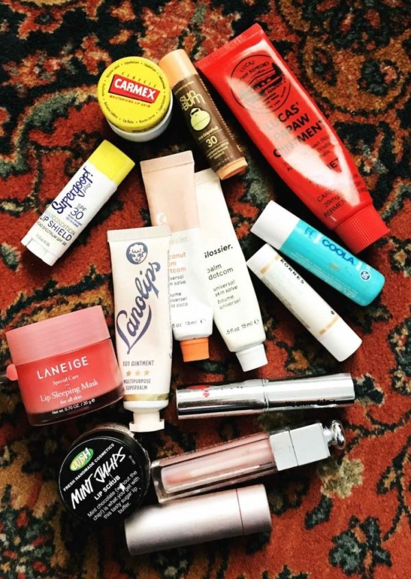 Skincare Routine - Lip Products I Have Tried