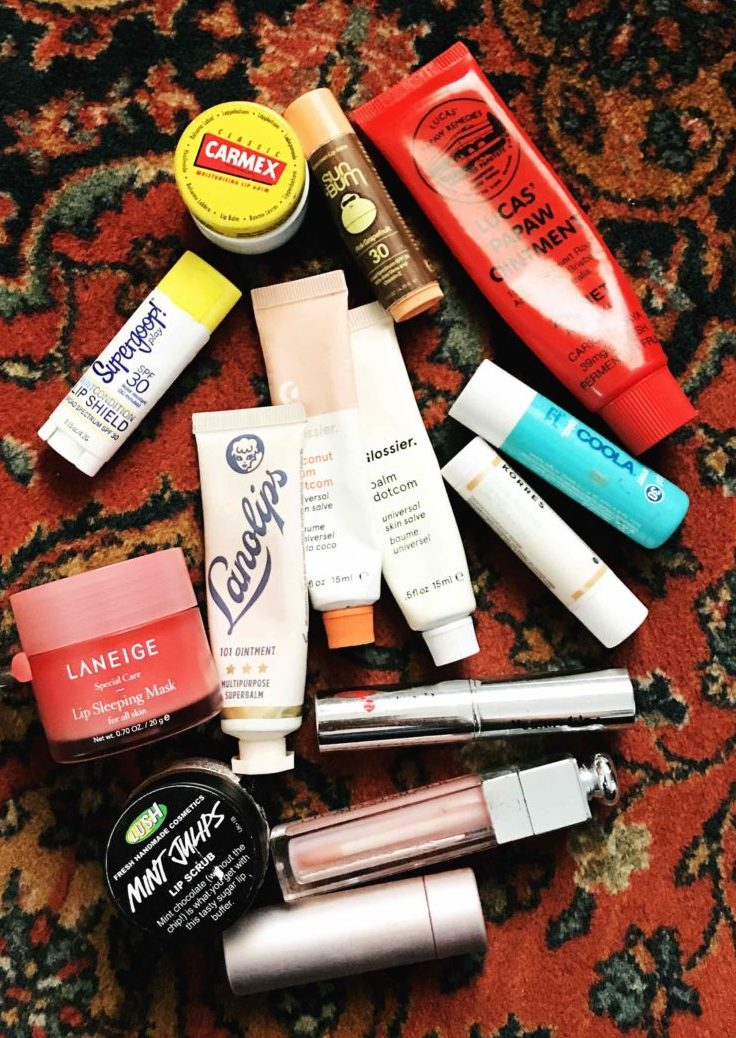 Lip Products I Have Tried | www.rtwgirl.com