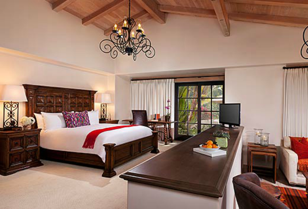 Rancho Valencia Bungalow Suite