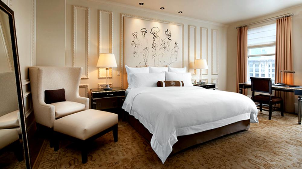 US Grant Hotel Suite | www.rtwgirl.com