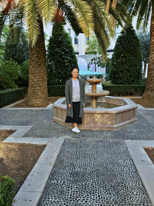 Valencia Fountain