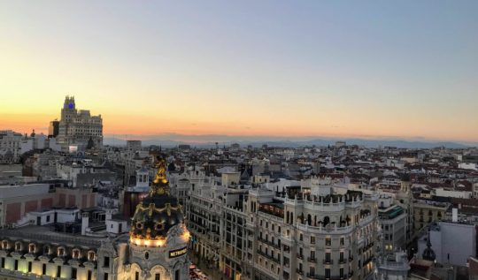 The Best Madrid Weekend Itinerary