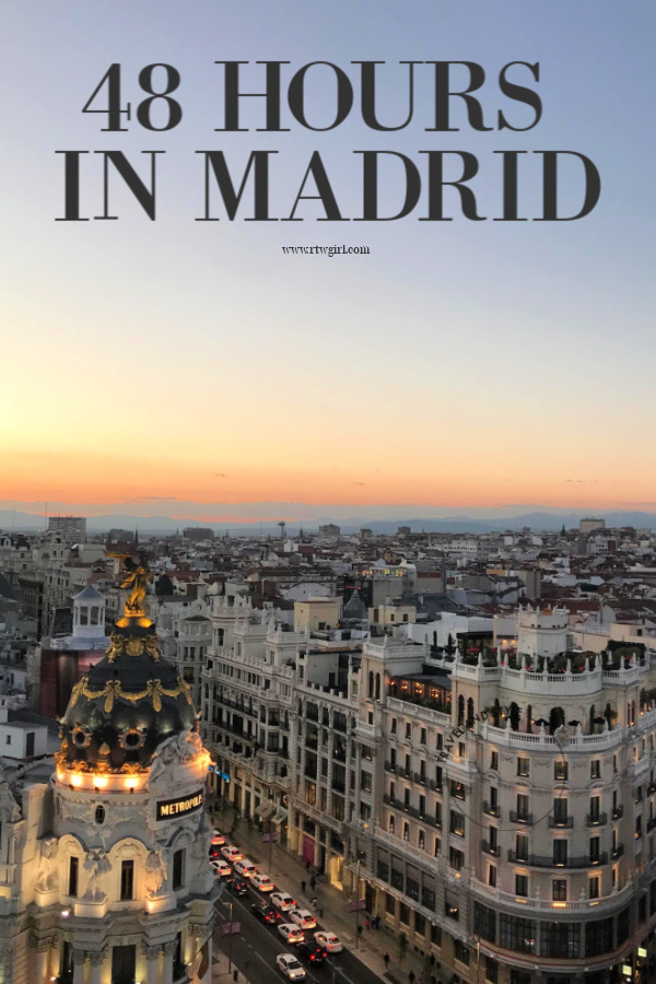 The Ultimate Madrid Weekend Guide