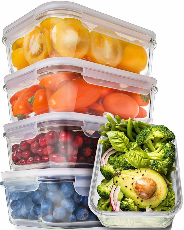 Food Storage - Zero Waste Travel Packing List