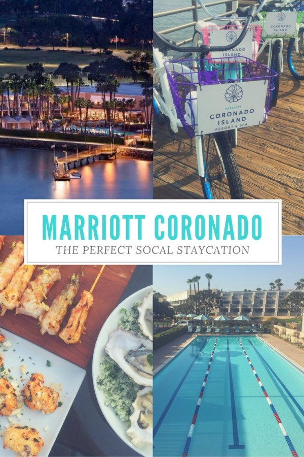 Marriott Coronado Island Resort & Spa: The Perfect SoCal Staycation