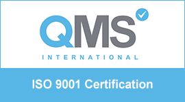 QMS: ISO 9001 Certification