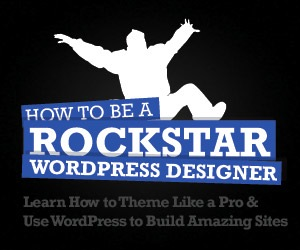 how to be Rockstar WordPress Designer