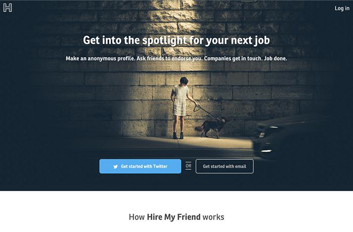 hiredmyfriend / Ruang Freelance
