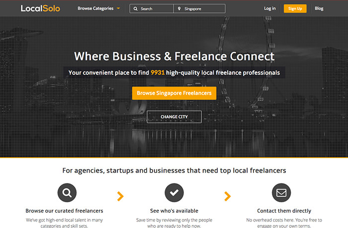 Localsolo / Ruang Freelance