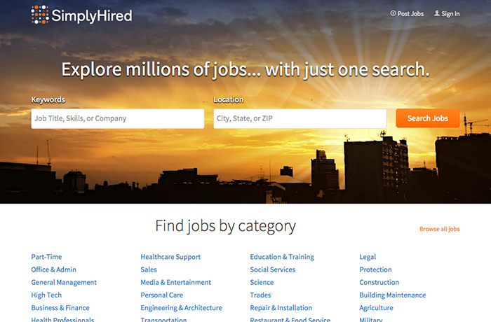 simply-hired / Ruang Freelance
