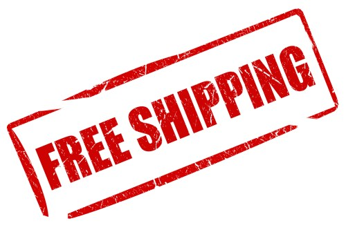 Buat sistem free shipping