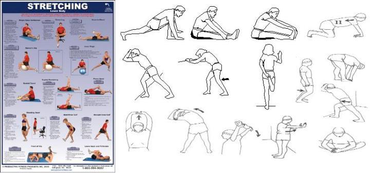Peregangan otot kaki