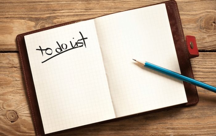 Buatlah To-do-list