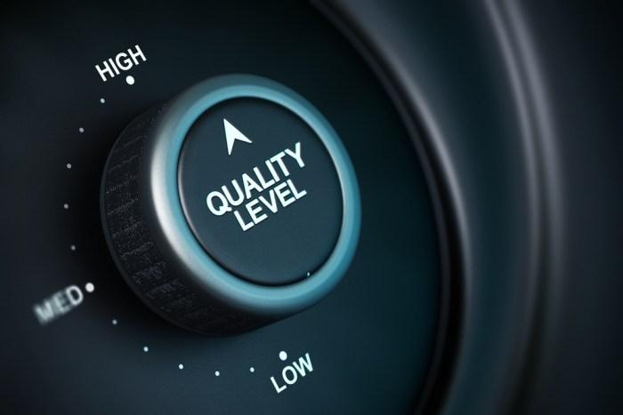 Klien yang Mengutamakan Kualitas di Atas Segalanya