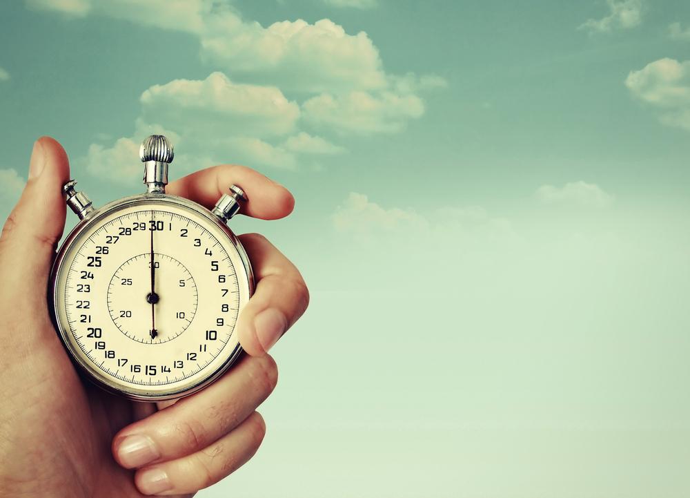 Ukur waktu efektifmu dengan realistis
