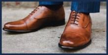 Memilih Sepatu Kerja