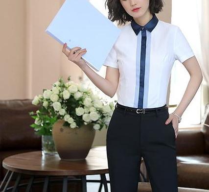 Блузка женская 171777 белый цвет