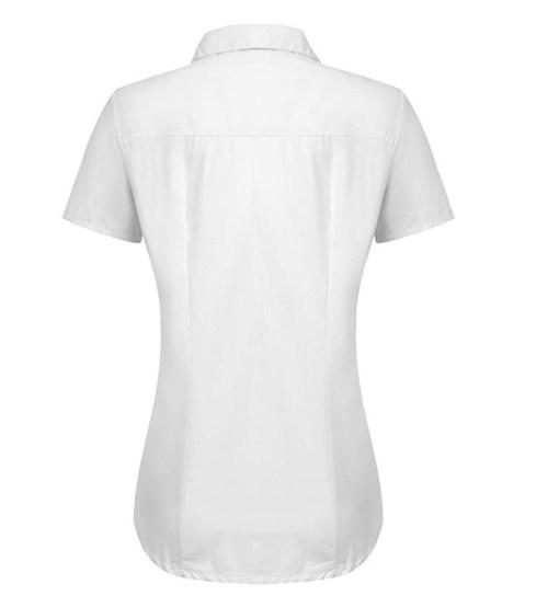 Блузка женская 171782 белый цвет