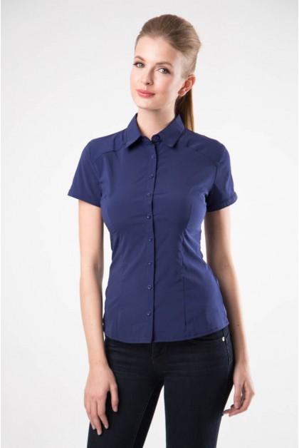 Блузка женская 8195-1 черный цвет