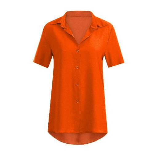 Блузка женская 1717100 красный цвет