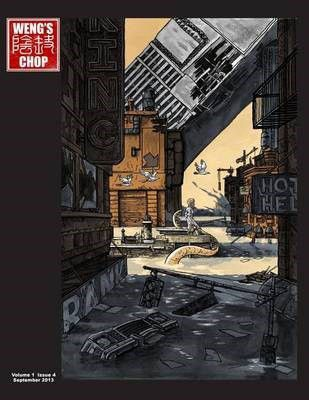 Weng's Chop issue 04 cover