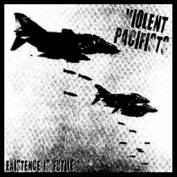 Violent Pacifists - Existence Is Futile EP cover