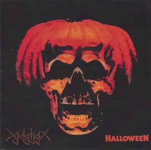 Tjolgtjar - Hallowen CD cover