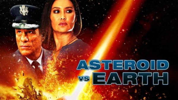 man and woman and the asteroid impact