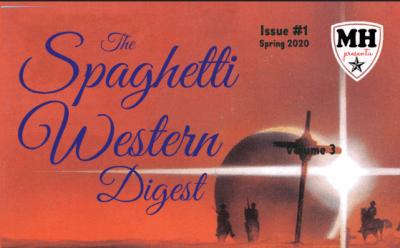 Spaghetti Western Digest #1